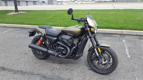 Used 2017 Harley-davidson Street™ Rod Motorcycles In