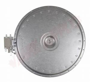W10823696   Whirlpool Range Radiant Surface Element  2500w