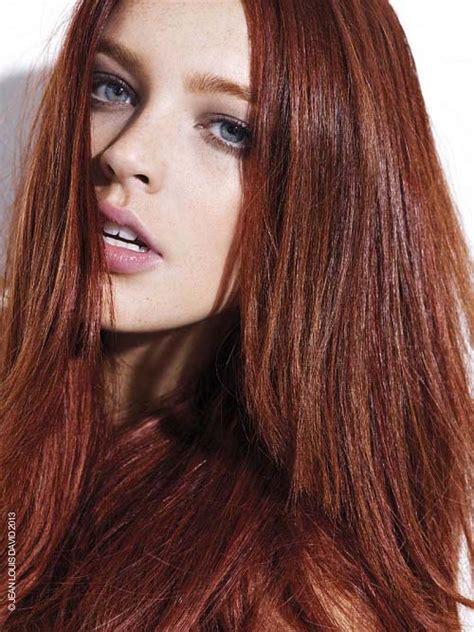 mahogany hair dye dye   hearts content red