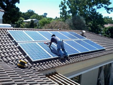 solar panel seattle durbanville installation of a 3kw solar system with back up exsolar