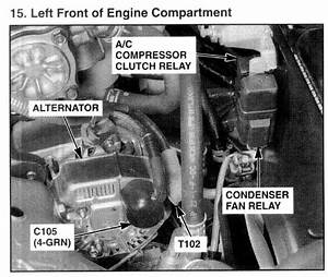 I Need A Wiring Diagram For 98 Honda Odyssey For The A  C Compressor Clutch Relay