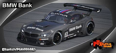 Bmw Bank Dtm Livery Bmw Gt3 By Samuel Almeida  Trading Paints