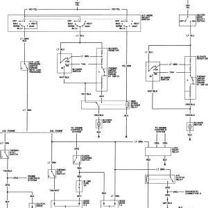 89 Jeep Yj Fuse Block Diagram by 1993 Jeep Wrangler Wiring Schematic Free Wiring Diagram