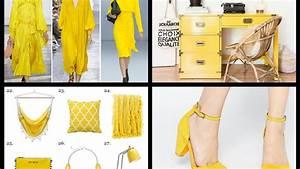 Trends Sommer 2017 : primrose yellow pantone fashion color trends summer 2017 interior decor ideas youtube ~ Buech-reservation.com Haus und Dekorationen