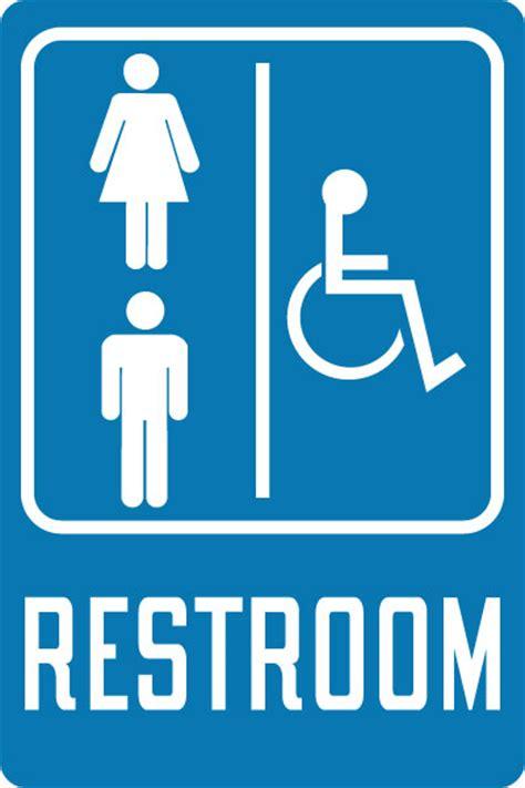 printable handicap bathroom signs handicap bathroom signs printable just b cause