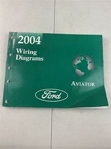 2004 Lincoln Aviator Original Factory Service Manual