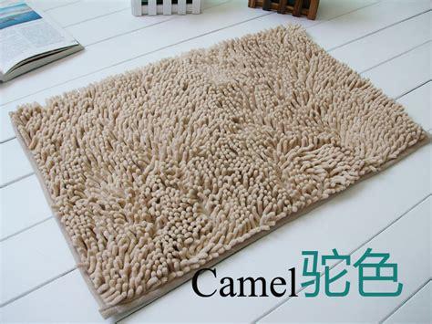 washable bathroom  shaggy rugs  slip bath mat thick