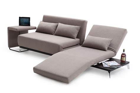 Modern Sofa Bed by Truly Functional Fabric Convertible Pull Out Sofa Bed With