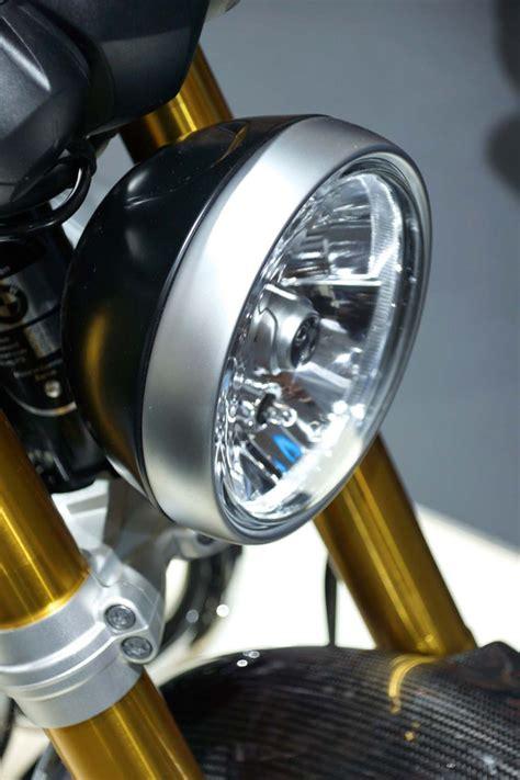 ktm motorrad drei r 228 der motorrad bild ein zitat aus der vergangenheit der scheinwerfer der bmw r ninet wirkt wie aus einer anderen