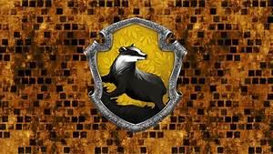 Hogwarts House Wallpaper Hufflepuff By TheLadyAvatar On