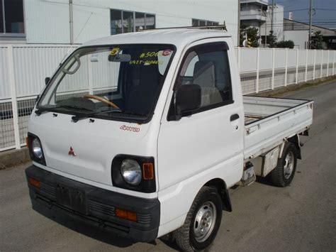 mitsubishi minicab mitsubishi minicab truck 1992 used for sale