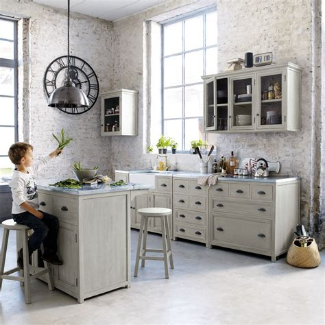 maison du monde cuisine cucina maison du monde angolata arredamento shabby