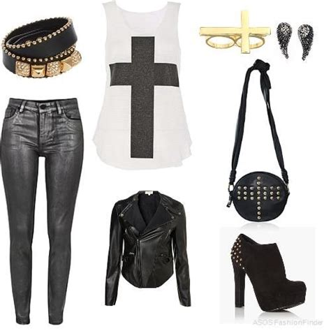 Rock outfit | Dresses/clothes | Pinterest | Asos fashion Fashion 2015 and Cool outfits
