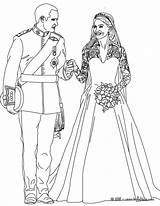 Pages Bride Coloring Getcolorings Princess sketch template