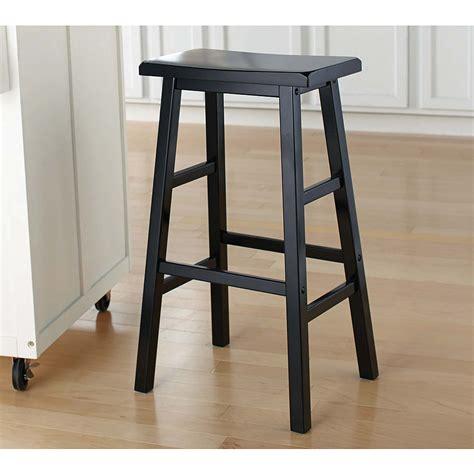 stool saddle wood 29 walmart