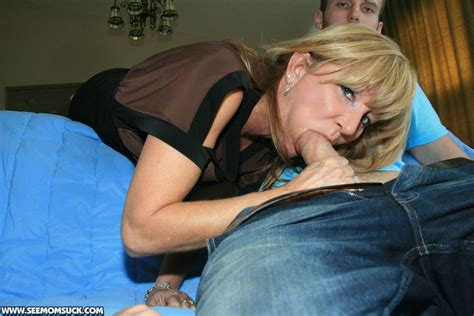 Lascivious Mature Blonde Loves To Jerk And Suck Off Big
