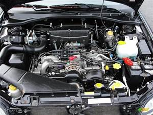 2001 Subaru Legacy Outback Engine Diagram