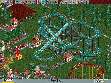 the coaster factory templates slika rollercoaster tycoon screenshot png wikipedija