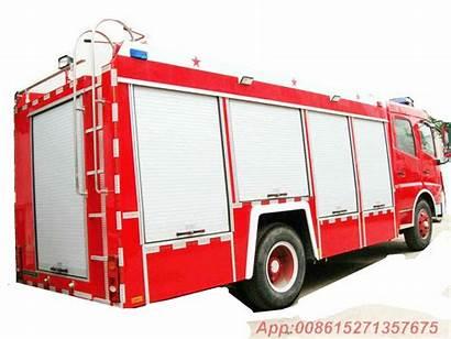 Fire Water Tanker Truck Dfl 5500l Trucks