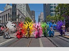 Six Iconic San Francisco LGBT Events You Won't Want to