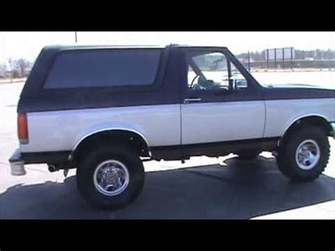 ford bronco fort wayne youtube