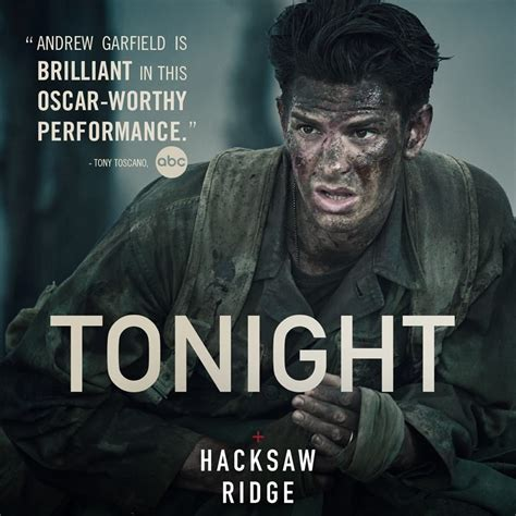 Hacksaw ridge is a 2016 biographical war drama movie. Don't miss Andrew Garfield's brilliant performance in # ...