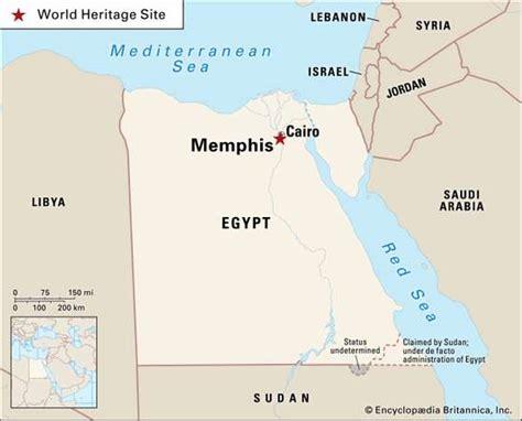 Memphis | ancient city, Egypt | Britannica.com