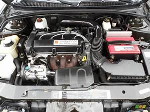 2000 Saturn S Series Sl2 Sedan Engine Photos