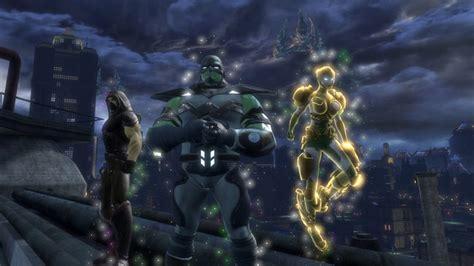 Dc Universe Online Iconic Battle Suits