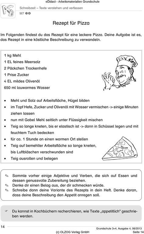 vorgangsbeschreibung pizza exeter cacom