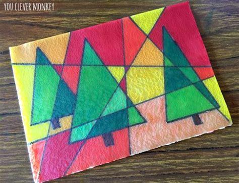 christmas card craft ks2 best 25 monkey projects ideas on monkey