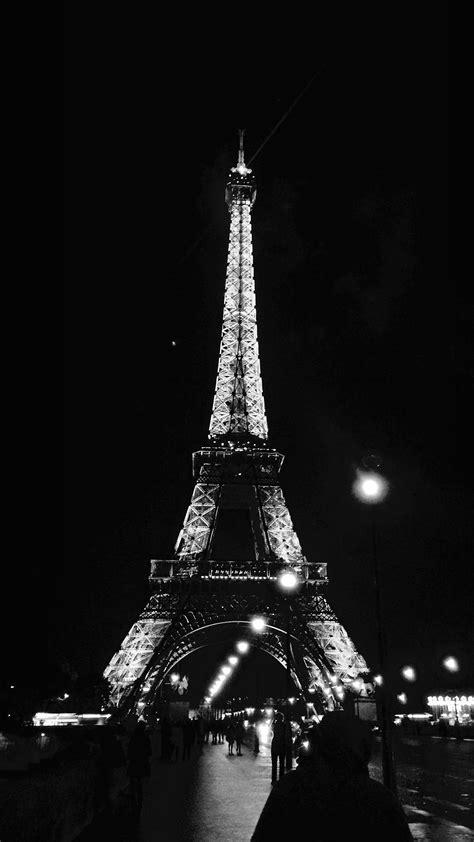 nd29-paris-city-art-night-france-eiffel-tower-dark-bw-wallpaper