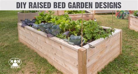9 diy raised bed garden designs and ideas with a prep