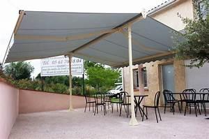 Store Double Pente Professionnel : ombra jardin manuel stores de france ~ Melissatoandfro.com Idées de Décoration