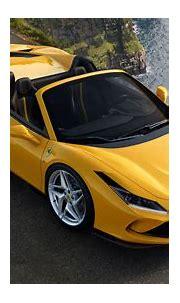 Ferrari F8 Spider 2019 4K 2 Wallpaper   HD Car Wallpapers ...