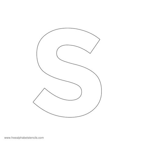 Letters Templates Cut Out by Printable Cut Out Letters Letter Template