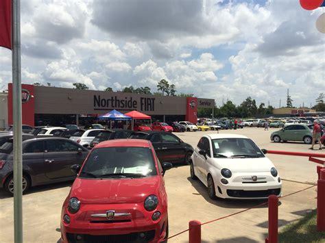 Northside Fiat by Northside Fiat Of Houston New Fiat Dealership In
