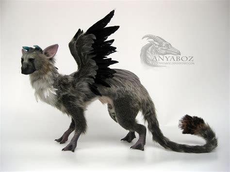 Trico the Last (Room) Guardian by AnyaBoz on DeviantArt