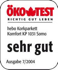 Wandfarbe ökotest Sehr Gut : materialinfo kork korkparkett hebo boden ~ A.2002-acura-tl-radio.info Haus und Dekorationen