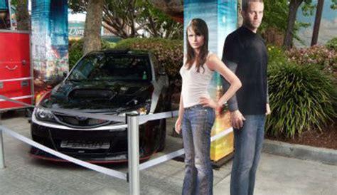 fast furious car   display  universal studios