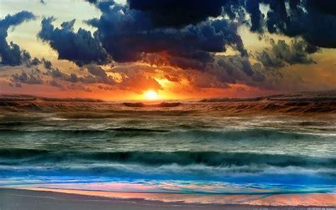1080p Wallpaper Ocean