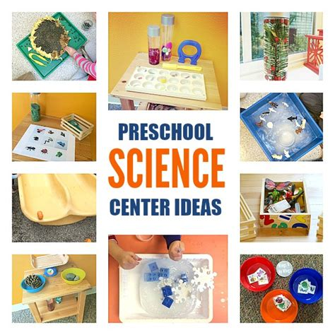 preschool science center science activities for 3 year 330 | PRESCHOOL SCIENCE CENTER IDEAS FROM NO TIME FOR FLASH CARDS 600x600
