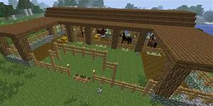 Horse Stable Design Minecraft   www.imgkid.com - The Image ...
