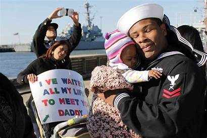 Month Homecoming Military Navy Deployment Appreciation Benefits