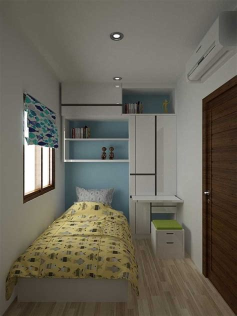 Cara lain agar kamar ukuran 2×3 meter tetap fungsional dan terasa lebih luas adalah dengan anda bisa menciptakan lantai kayu yang seperti bunker. 24+ Desain Kamar Kasur Lantai Pictures | SiPeti