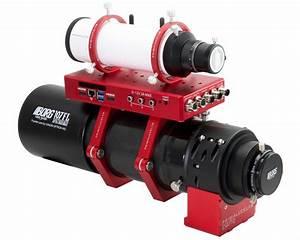 Borg Fluorite Apochromatic Refractor 107fl F3 9 With