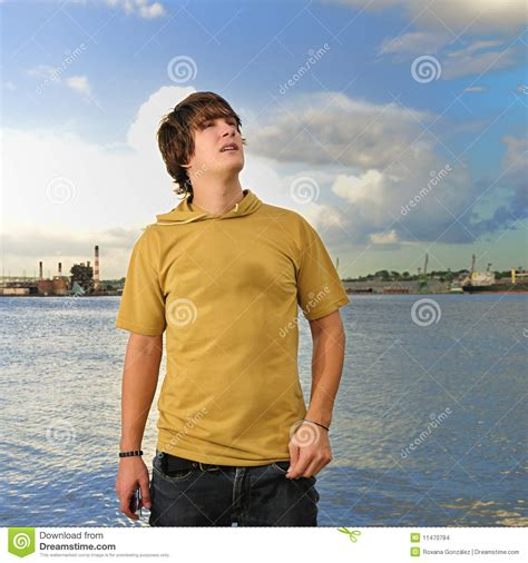 cool guy   stock images image