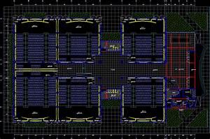 Cinema DWG Block for AutoCAD • Designs CAD
