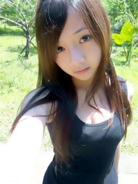 Super Cute Face Asian Girl Selfie Free Jav Online