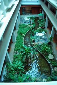 indoor water garden house plans Indoor Garden Ideas